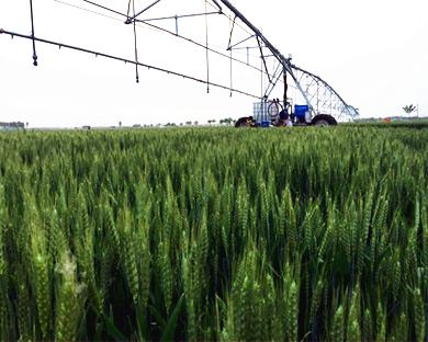 联合灌溉植保机