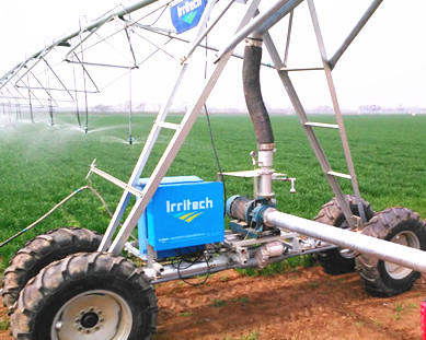 Four-wheel Lateral Irrigator