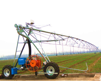 Two-wheel Lateral Irrigator